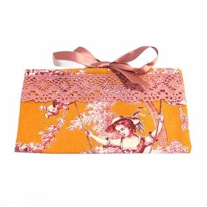 Handbags - French Toile Soft Case Bag New